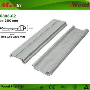 Nẹp nối iWood 6808-02 hình 2