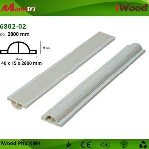 Nẹp thắt lưng iWood 6802-02 hình 2