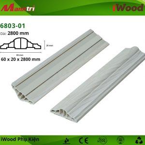 Nẹp thắt lưng iWood 6803-01 hình 2