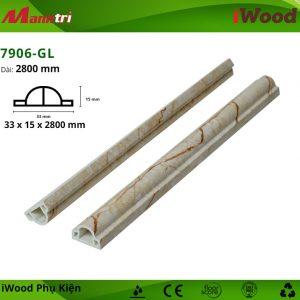 Nẹp thắt lưng iWood 7906-GL hình 2