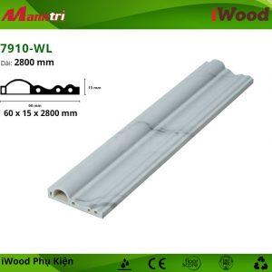 Nẹp trang trí iWood 7910- WL hình 1