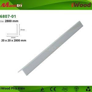 Nẹp V iWood 6807-01 hình 1
