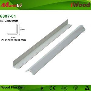 Nẹp V iWood 6807-01 hình 2