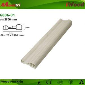 Nẹp viền iWood 6806-01 hình 1
