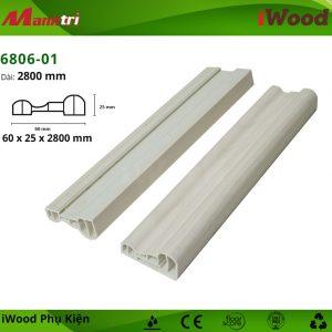 Nẹp viền iWood 6806-01 hình 2