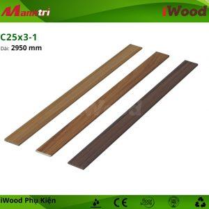 Phụ kiện iWood C25x3