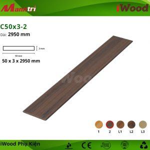 Phụ kiện iWood C50-3-2 hình 1