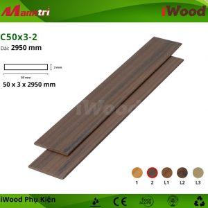 Phụ kiện iWood C50-3-2 hình 2