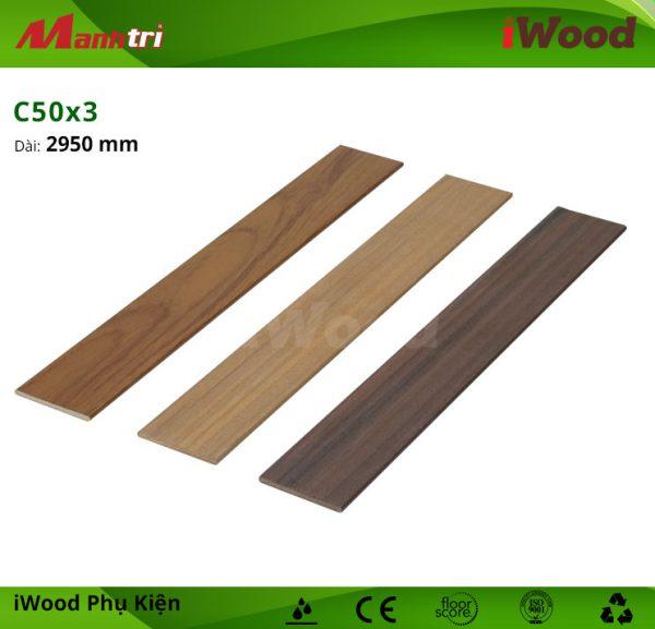 Phụ kiện iWood C50-3 hình 1