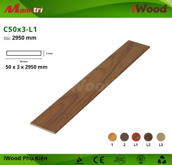 Phụ kiện iWood C50-3-L1 hình 1