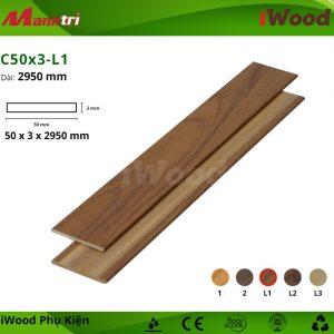 Phụ kiện iWood C50-3-L1 hình 2