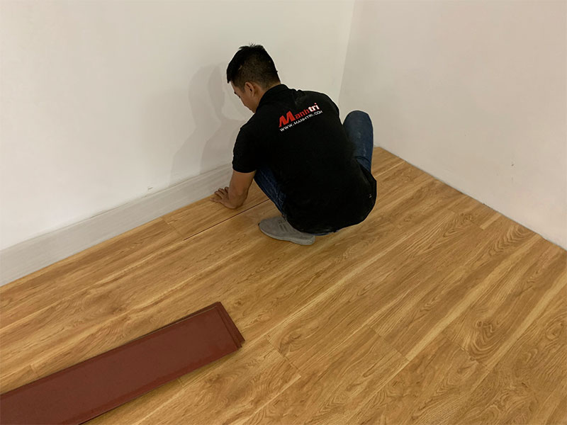 sàn gỗ Redsun