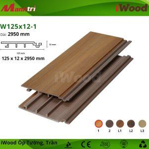 iWood W125x12-1 hình 1