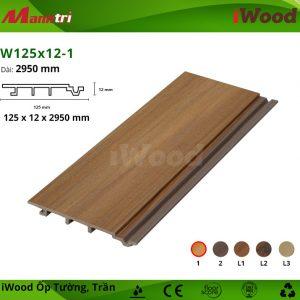 iWood W125x12-1 hình 2