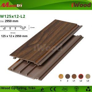 iWood W125x12-L2 hình 3