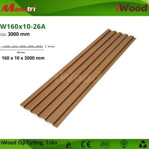 iWood W160x10-26A hình 1