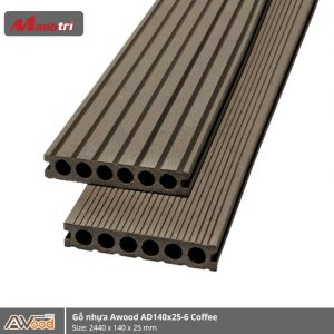 Awood AD140x25-6 Coffee
