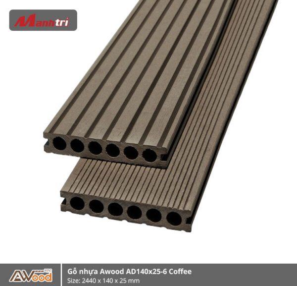 Awood AD140x25-6 Coffee