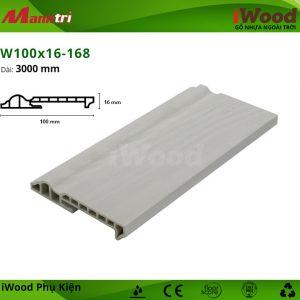 iWood-W100x16-168