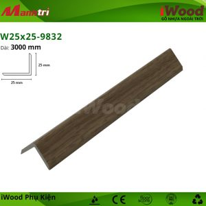 iWood W25x25-9832