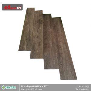 sàn nhựa Glotex V257 hình 1
