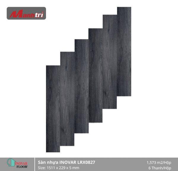 Sàn nhựa inovar LRX0827 hình 3