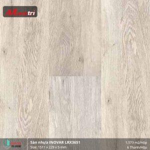 Sàn nhựa inovar LRX3651 hình 1