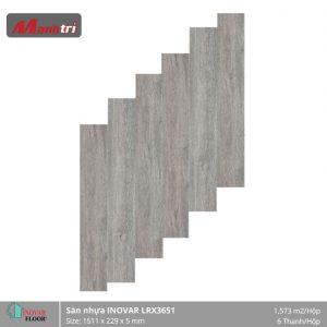 Sàn nhựa inovar LRX3651 hình 3
