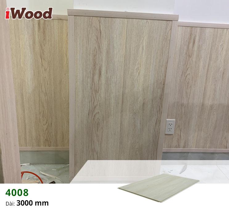 thi công iwood 4008 4