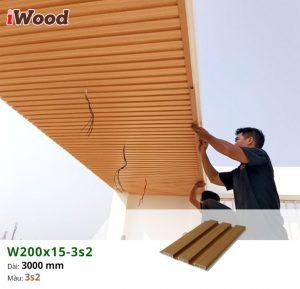 thi công iwood w200x15-3s2 1