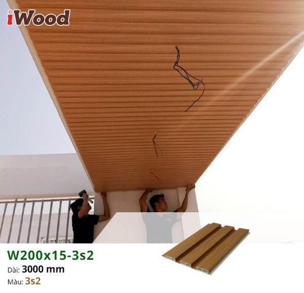 thi công iwood w200x15-3s2 2