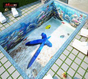 Báo giá gạch hồ bơi đẹp nhất 2020