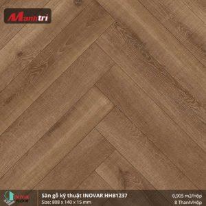 Sàn gỗ kĩ thuật Inovar HHB1237 hình 1