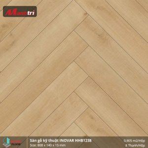 Sàn gỗ kĩ thuật Inovar HHB1238 hình 1