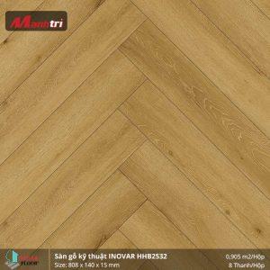 Sàn gỗ kĩ thuật Inovar HHB2532 hình 1