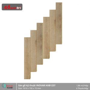 Sàn gỗ kĩ thuật Inovar HXB1237 hình 1