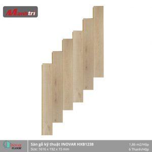 Sàn gỗ kĩ thuật Inovar HXB1238 hình 1