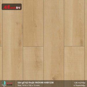 Sàn gỗ kĩ thuật Inovar HXB1238 hình 2