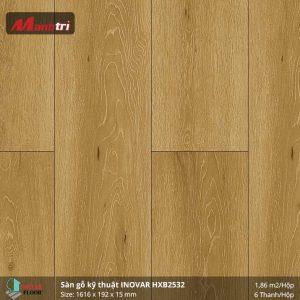 Sàn gỗ kĩ thuật Inovar HXB2532 hình 2