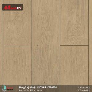 Sàn gỗ kĩ thuật Inovar HXB4526 hình 2