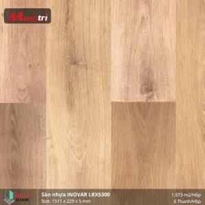 Sàn nhựa inovar LRX5300 hình 1