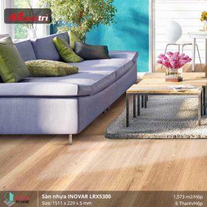 Sàn nhựa inovar LRX5300 hình 2