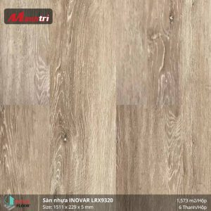 Sàn nhựa inovar LRX9320 hình 1