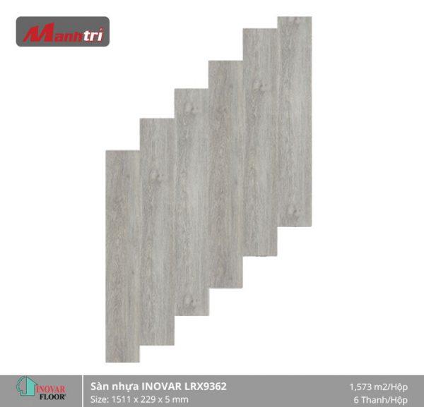Sàn nhựa inovar LRX9362 hình 2