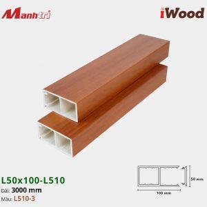 iWood lam hộp L510-3 hình 1