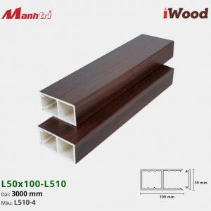 iWood lam hộp L510-4 hình 1