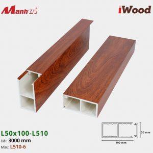 iWood lam hộp L510-6 hình 2