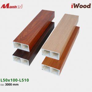 iWood lam hộp L510 hình 1