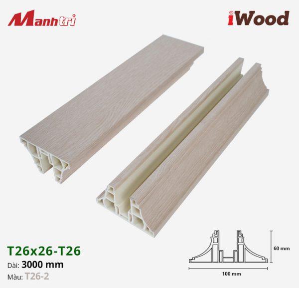 iWood T26-2 hình 1