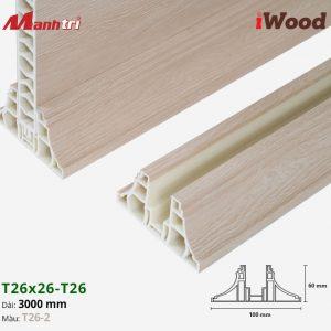 iWood T26-2 hình 2